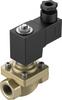 Air solenoid valve -- VZWF-B-L-M22C-G12-135-E-1P4-10 -Image