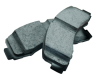 Eco-Friction Low/Zero Copper Disc Brake Pads