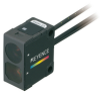 KEYENCE RGB Digital Fiberoptic Sensor Head -- CZ-H35S