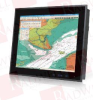 "IEI S19M-AD/PC-R11 ( 19"" SXGA 300CD/M2 MARINE DISPLAY WITH AC AND DC REDUNDANT POWER, PCAP TOUCH SCREEN, R11 ) -- View Larger Image"
