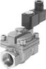 Air solenoid valve -- VZWP-L-M22C-N1-250-V-3AP4-40 -Image