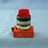 2-Position Illuminated Selector Switch -- N5CSLD - Image