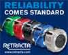 Compressed Air Hose Reel -- RETRACTA® AR100