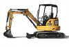 Mini Excavators -- 303E CR