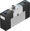 Air solenoid valve -- VSVA-B-P53C-H-A1-1R2L -Image