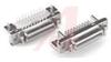 0.050 Mini D Ribbon, Thru-Hole, Right Angle Socket, Fully Shielded 36 Positions -- 70114452