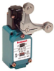 General Purpose Limit Switch, Series WL; Fork lock lever (different direction); Single Pole Double Throw,Double Break; Standard; LED lamp(DC24V) -- SZL-WL-P-L3