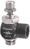 "GNV Needle Valve, Direct Mount, 1/8"" NPT, Knob Adjustment -- GNV-3K -- View Larger Image"