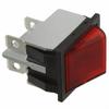 Rocker Switches -- 2641LH/2A21600L110V-ND - Image