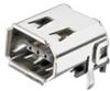 USB, DVI, HDMI Connectors -- A136334-ND - Image