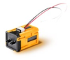 Micro Pumps for NDIR Gas Detection -- Orange