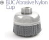 Cup Brushes -- BUC-6AY