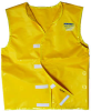 Large Diffuse Air Vest with Unfolding Lapels, fits 36
