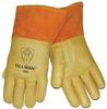 42 Pigskin MIG Welding Gloves > SIZE - L > STYLE - 12/Pr/Pk > UOM - Pair -- 42L - Image
