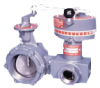 Micro Ratio Flow Control Valves -- Size M - 1-1/2