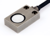 ZS Series, One Piece Sensor, Harsh Environment 3-wire dc, Rectangular, Stainless steel, Ceramic, NO Current Source, 14 Vdc to 33 Vdc -- ZS-00308-03 -Image