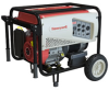 Honeywell 5500 Watt Electric Start Portable Generator -- Model 6037