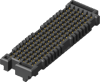 High Speed Board-to-Board LP Array Connectors -- LPAF Series - Image