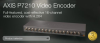 AXIS P7210 Video Encoder