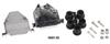 Solder Shells, Hoods, 50-Pack, DB15, Plastic -- FA230-R2-50PAK
