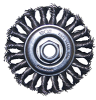 Wire Wheel Brushes for Angle Grinders -- C1280