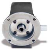 WORM GEARBOX, 2.37IN, 5:1 RATIO 56C-FACE INPUT, RIGHT HAND SHAFT OUT -- WG-237-005-R