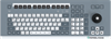 Ex i keyboard with joystick -- EXTA2-*-K6* - Image