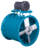 Duct Fan, Adjustable Pitch Blades -- TCDFX