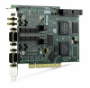 NI PCI-8517/2, FlexRay Interface, 2 Port -- 780685-02