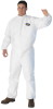 KLEENGUARD A30 Breathable Splash and Particle Protection Apparel - A30 coveralls w/ zipper front, elastic back, wrists & ankles > SIZE - XL > UOM - 25/cs -- 46104