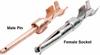 Crimp-Style Thermocouple Multipins -- SMTC