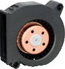 DC Centrifugal Compact Fan -- RLF 35-8/14 N