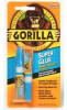 GORILLA GLUE 2 3 gm Tubes Gorilla Super Glue -- Model# 78001