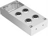 CPX-M-AB-4-M12X2-5POL Manifold block -- 549367 - Image