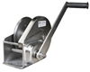 Stainless Steel Brake Winch -- OZ1000BWSS - Image