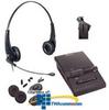Hello Direct Ultralight OP Dual Headset Plus Pro Bundle -- 7810