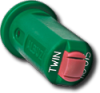 AVI TWIN Double Flat Fan Nozzle