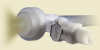 Disposable Mixers for Quick Spray System -- Series 160AA