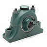 Rugged Tapered Roller Bearing, Type C , Pillow Block, 2 Bolt