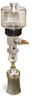 """(Formerly B1745-3X13), Manual Chain Lubricator, 5 oz Polycarbonate Reservoir, 1 1/2"""" Round Brush Stainless Steel -- B1745-005B1SR4W -- View Larger Image"""