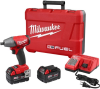 18V Fuel Compact Impact Wrench w/Pin Detent Kit,1/2
