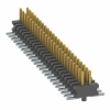 Rectangular Connectors - Headers, Male Pins -- FTMH-124-02-F-DV-A-P-TR-ND -Image