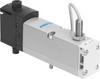 Air solenoid valve -- VSVA-B-M52-MZD-A1-1T1L-APX-0.5 -Image