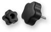 FL Series 5 Lobe Clamping Knob -- FL-40 - Image