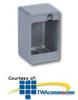 Hubbell Fiberglass Weatherproof Cast Aluminum Device Box -- HIFD1L