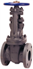 Gate Valve – Class 125, Cast Iron, All Iron Trim, Flanged -- F-617-ON - Image