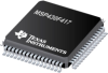 MSP430F417 16-Bit Ultra-Low-Power Microcontroller, 32kB Flash, 1kB RAM, Comparator, 96 Segment LCD -- MSP430F417CY - Image