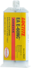 Henkel Loctite EA E-60NC Epoxy Potting Compound Black 50 mL Cartridge -- 237113 - Image