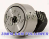 30mm Cam Follower Needle Roller Bearing -- Kit7250
