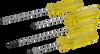 4 Slotted Workshop Set -- SCD104 - Image
